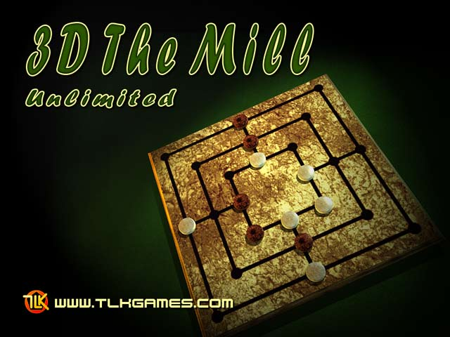 3D The Mill Unlimited