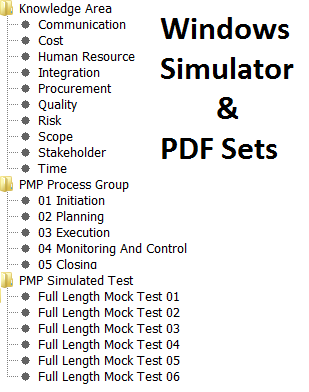 techFAQ360 PMP 5th Simulator Kit Free